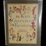 Children's Illustrated Book - Kate Greenaway Treasury