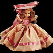 Old, Nancy Ann Storybook Doll - #92 Autumn with Original Box