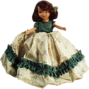 Old, Nancy Ann Storybook Doll - Pretty Outfit