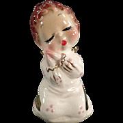Old, California, Josef Original, Angel Figurine - Down to Sleep