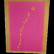 """Human Figures Art Book """"1-2-3-4-5-6-7-8-9-0"""" Okamura & Creeley"""
