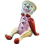 Old, Halloween Porcelain - Watermelon Head Veggie-Man