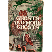 SOLD Children's Vintage Book - Ghosts and More Ghosts - 1963 First Printing
