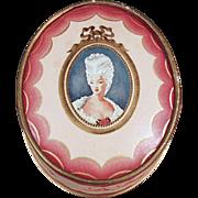 Vintage Face Powder Box - Du Barry, Richard Hudnut