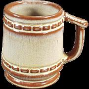 Vintage Frankoma Coffee Mug in Desert Gold