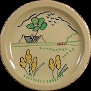 Vintage, Union Pacific Railrod, Restaurant China - Zion Pattern