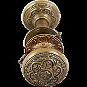 Classic Corbin Vernacular knob set