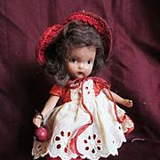 """""""Annie at the Garden Gate"""" Nancy Ann Storybook"""