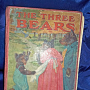 The Three Bears 1919 edition