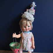 Mint and Un-played with Deluxe Topper Baby Party Doll
