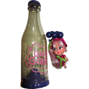 Mattel Little Kiddle Kola Greta Grape