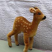 Steiff Velvet Fawn Deer