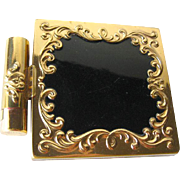 Helena Rubinstein Vintage Lipstick and Powder Compact Two Tone 1950s / Bridesmaid Gift / Vanit