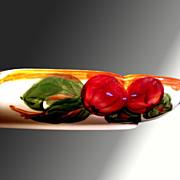 Franciscan Apple Relish Dish