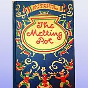 Vintage Cook Book - The Melting Pot