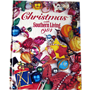 Christmas With Southern Living 1984 Vintage Craft Book / Home Decor / Holiday Decor / DIY / ..