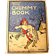 The Chummy Book Childrens Illustrated Story Collection / 1920s Childrens Book / Read Aloud Boo
