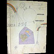 Arm In Arm Parent's Magazine Press / Vintage Book / Color Illustration / Animal Book / MOD Art