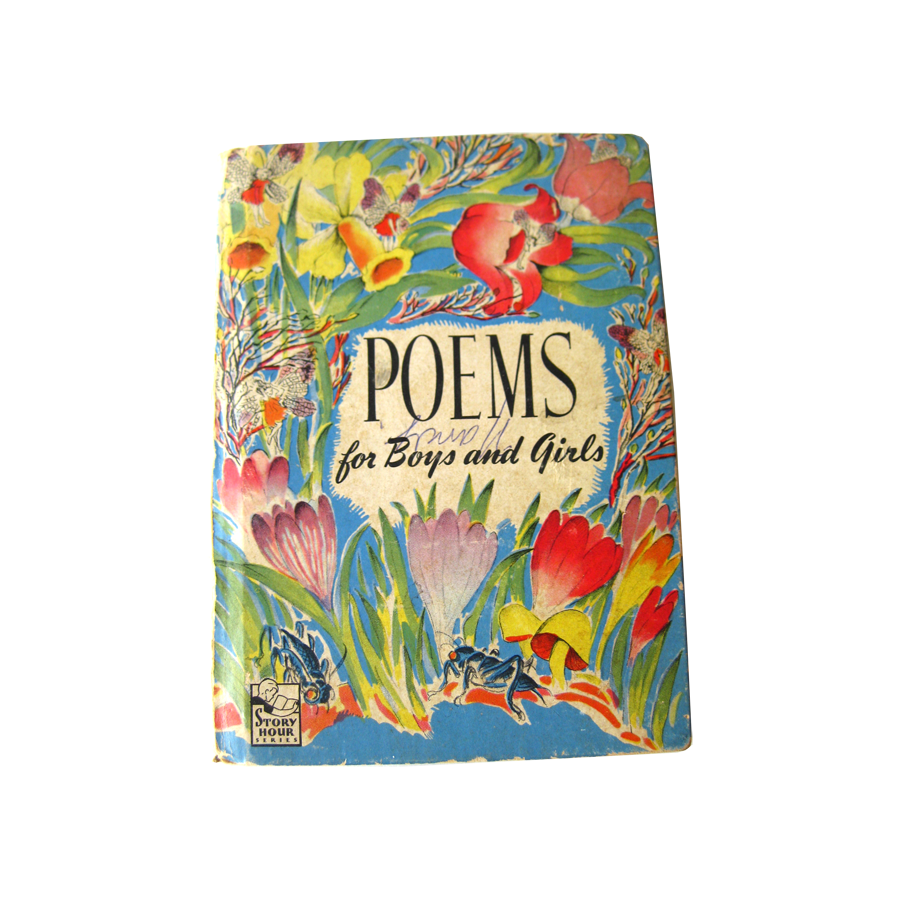 Poems for Boys and Girls Story Hour Series / Marjorie ...