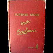 Further More Over Sexteen Volume 4 1955 / Adult Humor / Cartoon Book
