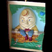 SOLD Mother Goose Series Humpty Dumpty Book Hallmark Keepsake Ornament / Christmas Ornament /