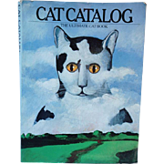 Edward Gorey Illustrations in Cat Catalog The Ultimate Cat Book by Judy Fireman / Ailurophile