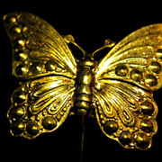 Butterfly Stick Pin
