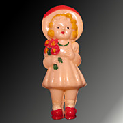 Doll Baby Rattle