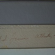 Ted Turner Signature: Australian Yacht Racing