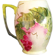 REDUCED Hohenzollern Stein Handpainted Signed