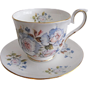 REDUCED Duchess: Tea Cup with Saucer