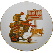 REDUCED Brantwood Collection: Circus: Howe