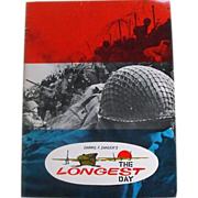 REDUCED Movie Program: The Longest Day