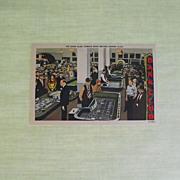 REDUCED Postcard: The Bank Club Reno