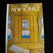 The New Yorker Magazine Cover: July 2, 1979