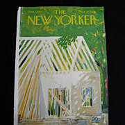The New Yorker Magazine Cover:June 3, 1967