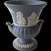 """Wedgwood Jaspereware Vase 3 3/8"""""""