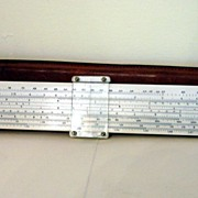 Keuffel & Esser 4092-3  Duplex Log Slide Rule