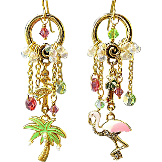 Dreamin' - Out of My Mind Earrings
