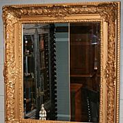 French Gilt Framed Mirror