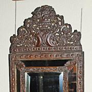 French Cushion Mirror