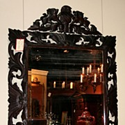 French Carved Mirror