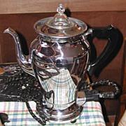 Art Deco Electric Coffee Pot