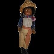 SALE Mexican Man Souvenir Doll