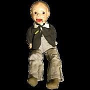 Jerry Mahoney doll