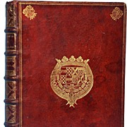 SOLD Histoire de Charles IX circa 1683
