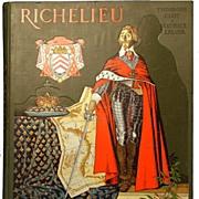 "Antique French Binding""Grand Format"", ""Richelieu"" circa 1904"