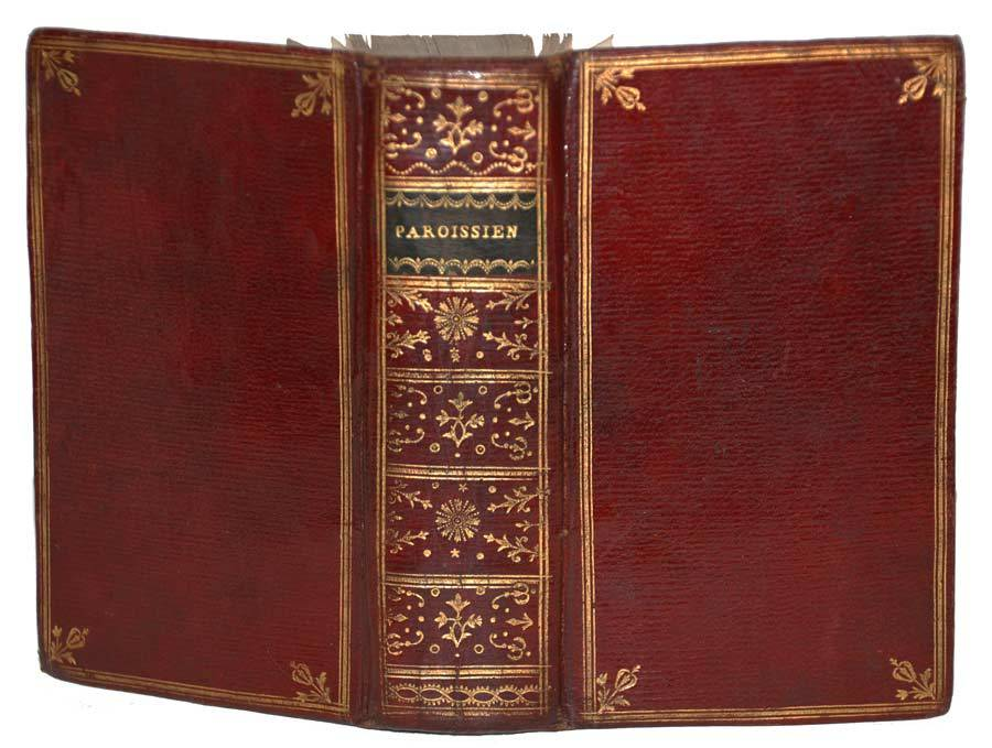 Antique French Paroissien circa 1804