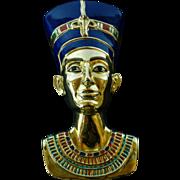 SOLD Nefertiti, Bradford Plate, The Eternal Beauty, Egypt Splendors of the World Collection, 2