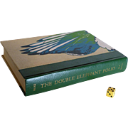"SALE Double Elephant Folio; Story of Audubon's "" Birds of America "", 1st Edition 197"